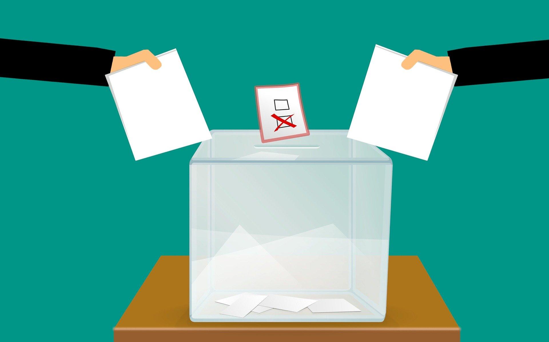 głosowanie na prezydenta - urna