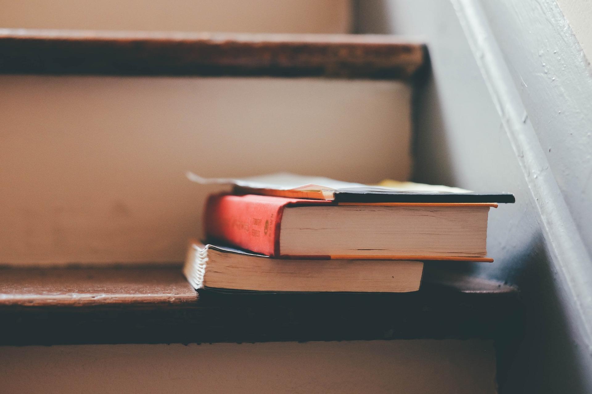 schody z mądrościami - ważne cytaty z książek