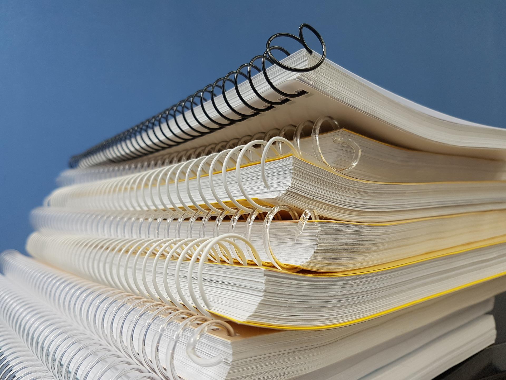 nauka - zeszyty i notatki